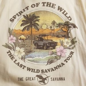 Spell & The Gypsy Collective Tops - 🐯NWT~Spell~Spirit of the Wilderness Tee🐯